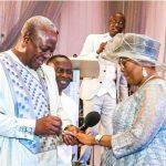 Mahama renews his marriage vows