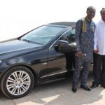 Prophet Badu Kobi gives out 201 cars