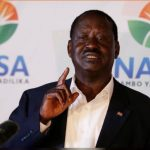 Kenya opposition rejects poll results showing president in lead