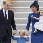 UK's Prince William and wife Kate expecting third child