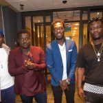Zylofon Media meets Reggie and Bollie in UK to discuss possible collaborations
