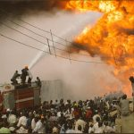 Atomic junction Gas explosion: 1 dead, several others injured