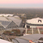 Georgia Dome replaced by $1.6 billion Mercedes Benz Stadium after implosion