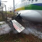Starbow plane crashes at Kotoka International Airport