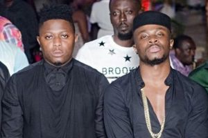 Killbeatz denies been thrown out the Fuse ODG's $1million mansion