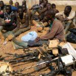 Taskforce arrests 18 illegal miners on Christmas Eve