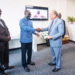 Come and invest in Mauritius - Ambassador urges Groupe Nduom