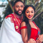 See the beautiful diamond ring Anisha received from Joel Duncan-Williams