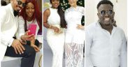 Video: Ramsey Nouah, Yvonne Nelson, others attend John Dumelo's wedding