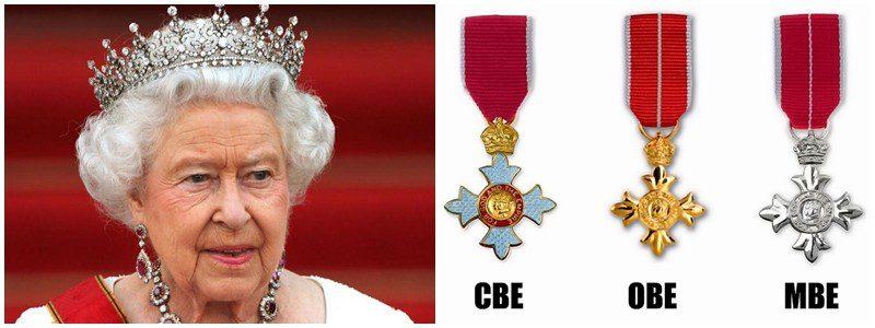 British Honours