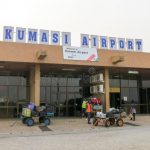 Kumasi Airport to be used for Int'l travels