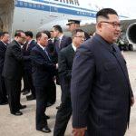 US-North Korea Summit: Kim Jong-un arrives in Singapore