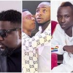 Sarkodie, Davido, Patapaa, Wizkid, Others for Glo Mega Concert in Ghana