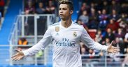 Ronaldo's departure real madrid