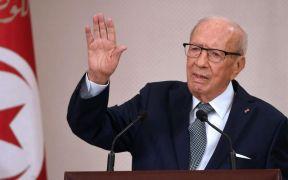 Tunisia President Essebsi