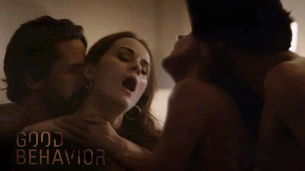 The wildest sex scene in years featured in 'Good Behavior' movie