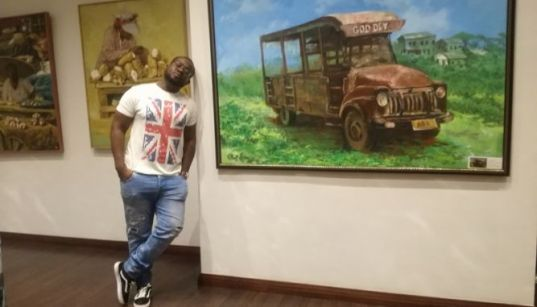 """Accra Marriott standard is a global one"" - GIovani Caleb"
