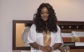 """Loving my Christmas"" - Jackie Appiah"