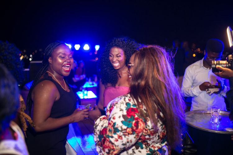 PHOTOS from Ballantine's Tasting Experience in Accra