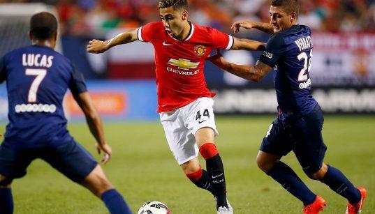 Manchester v PSG clash