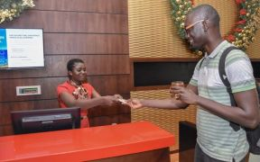 Ameyaw Debrah recounts his luxury treat at Accra Marriott Hotel