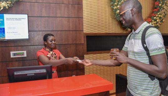 Ameyaw Debrah recounts his luxury treat at Accra Marriott Hotel