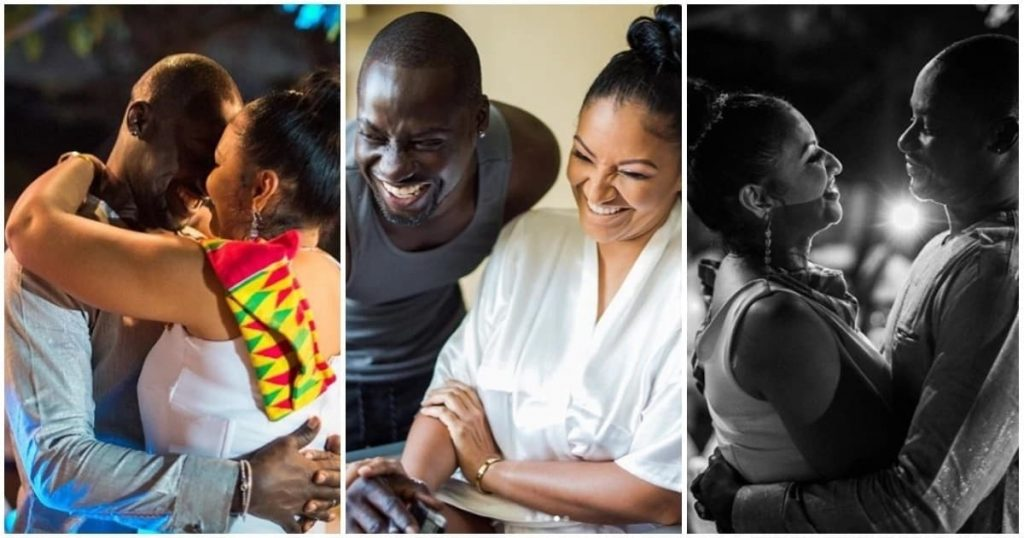 Meet Bettie Jenifer, Chris Attoh's new wife