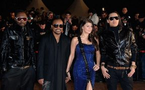 Black Eyed Peas Halfway In Honor Of 'The E.N.D.''s 10th Anniversary