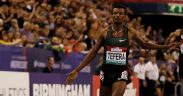 Samuel Tefera smashes 1,500m world indoor record