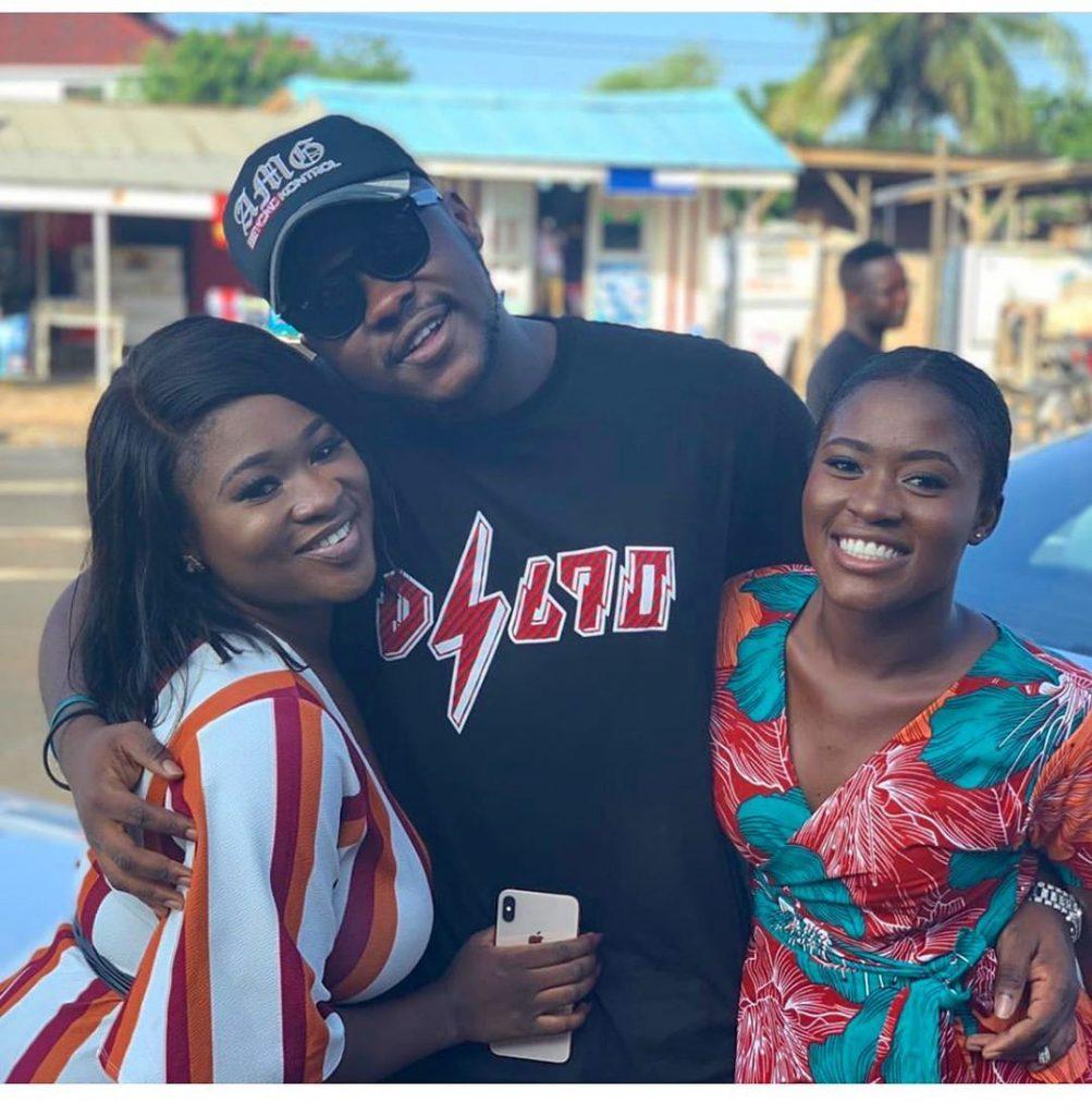 Fella Makafui and Medikal's wedding date 'revealed'