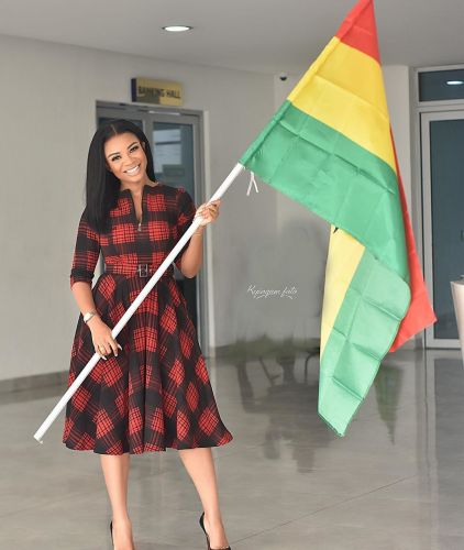 A case of two Huangs and four Ghanaians - serwaa amihere