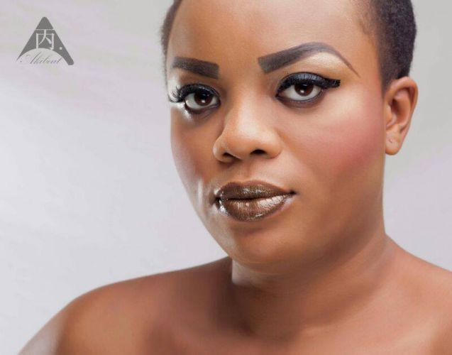 Ghanaian Actress on the run after borrowing huge cash from friend