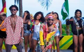 Bisa Kdei - Meka Ft. Fameye (Official Video)