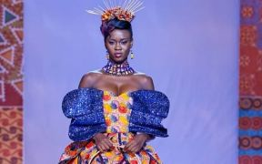 Ghanaian fashion model Portia, reported dead