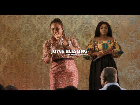 Watch: Joyce Blessing – Spontaneous Worship