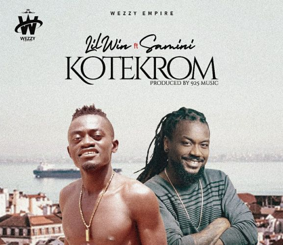 LilWin features Samini on 'Kote Krom'