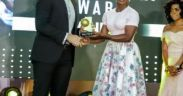 Former Black Maiden Captain Named Women's Footballer Of The Year