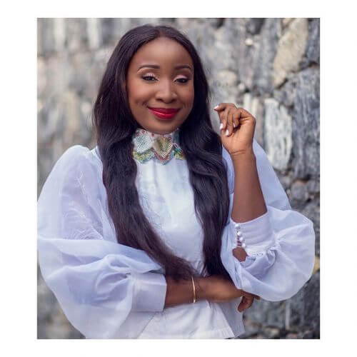 Naa Ashorkor welcomes second baby