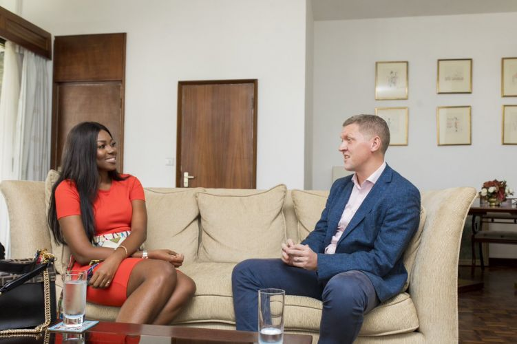 Sarkodie, Yvonne Nelson to join British High Commissioner To Cycle Over 800km