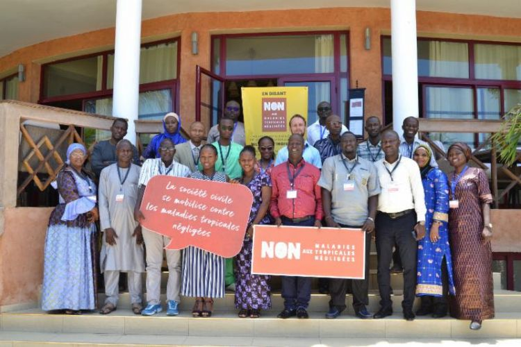Civil Society Organisations say No to Neglected Tropical Diseases (NTDs)
