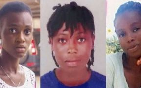 Dead bodies of 3 missing Takoradi girls found
