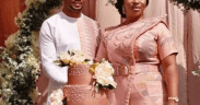 Dome Kwabenya MP, Adwoa Safo ties the knot