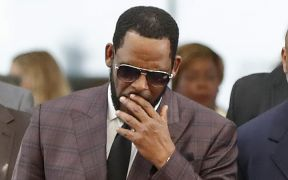 R. Kelly charged with prostitution involving a minor