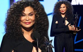 Year of Return: Beyonce's Mom Tina Knowles spotted in Ghana