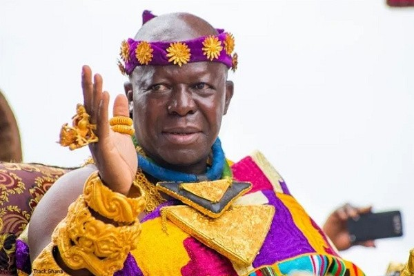 I'm above partisan politics – Asantehene