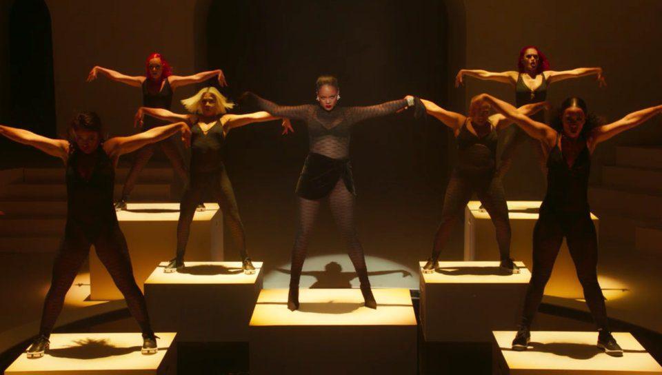 Watch Rihanna's lingerie fashion show Savage x Fenty