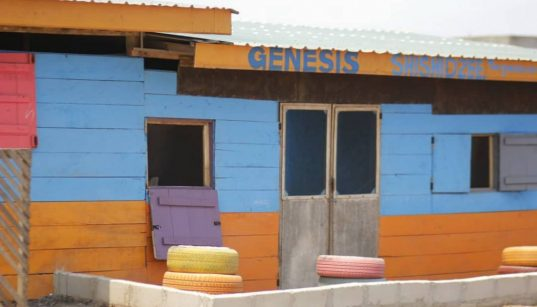 Afrochella Renovates School For Orphans