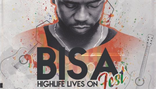 Bisa Kdei's maiden concert slated for December 20th