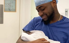 Davido welcomes first child with Fiancée Chioma
