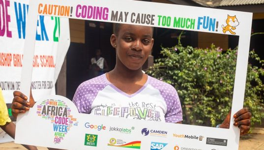 Meet the Ghanaian social enterprise driving digital literacy in Africa